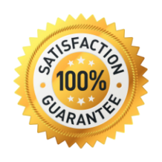 providing a 100% satisfaction guarantee